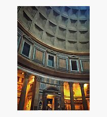 Pantheon Photographic Print