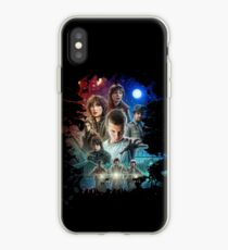 Strange Splatter iPhone Case