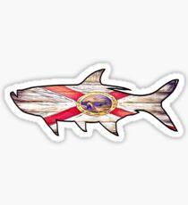 Florida Tarpon Sticker