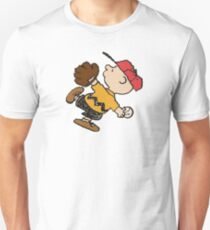 Charlie Brown Baseball Unisex T-Shirt