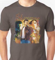 Shenmue 2 - Box Art Unisex T-Shirt