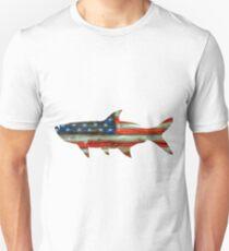 Tarpon USA Merica Unisex T-Shirt