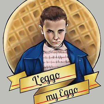 L'eggo My Eggo by jjlockhART
