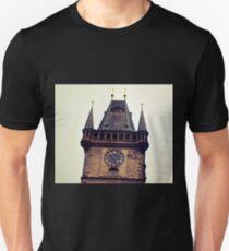 Prague - Powder Tower Unisex T-Shirt