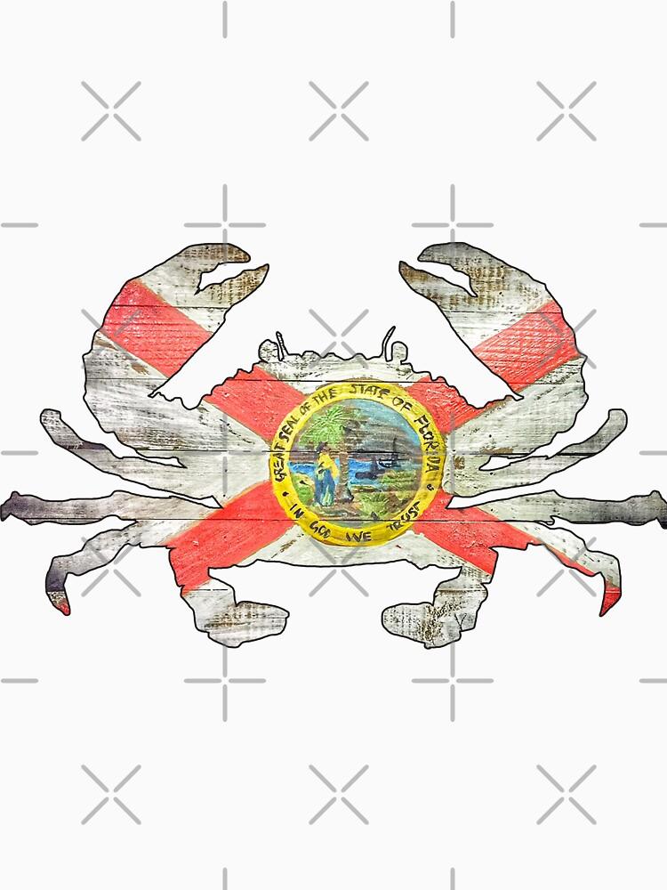 Cangrejo azul de la Florida de Statepallets