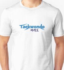 Taekwondo Slim Fit T-Shirt