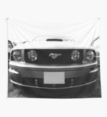 Ford Mustang Wall Tapestry