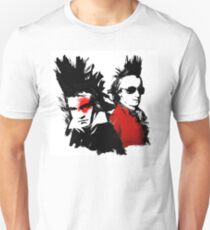 Beethoven Mozart Punk T-Shirt