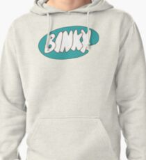 BINKY (The Band) Pullover Hoodie