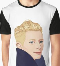Tilda Swinton Graphic T-Shirt