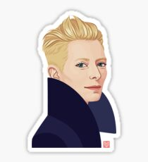 Tilda Swinton Sticker
