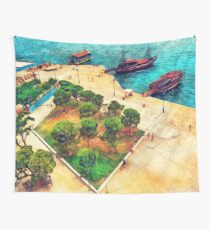 Thessaloniki Wall Tapestry