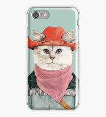Rodeo Cat iPhone Case/Skin