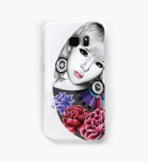 Floral Print II Samsung Galaxy Case/Skin