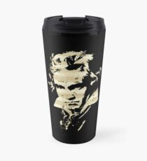 Ludwig van Beethoven Travel Mug