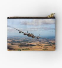 Home stretch: Lancaster over England Studio Pouch