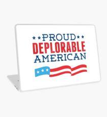 Proud Deplorable American (Trump 2016) Laptop Skin