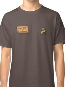 Ensign's Last Stand Classic T-Shirt