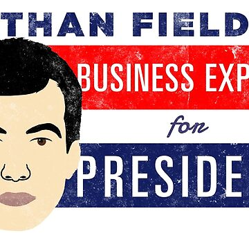 Nathan Fielder for President (Nathan for You) by BenFraternale