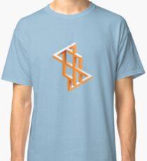 Escher Maze Classic T-Shirt