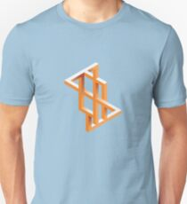 Escher Maze Unisex T-Shirt