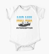MAD MAX - INTERCEPTOR (MIRROR) One Piece - Short Sleeve