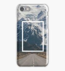 The 1975 Snow Rectangle iPhone Case/Skin