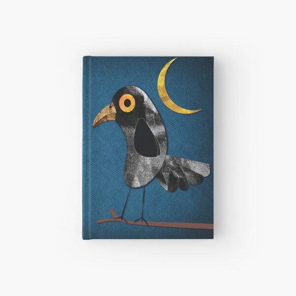 Bob the Raven  Hardcover Journal