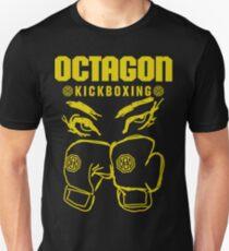 Camiseta ajustada Octagon MMA Kickboxing
