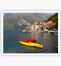 Perast Sticker