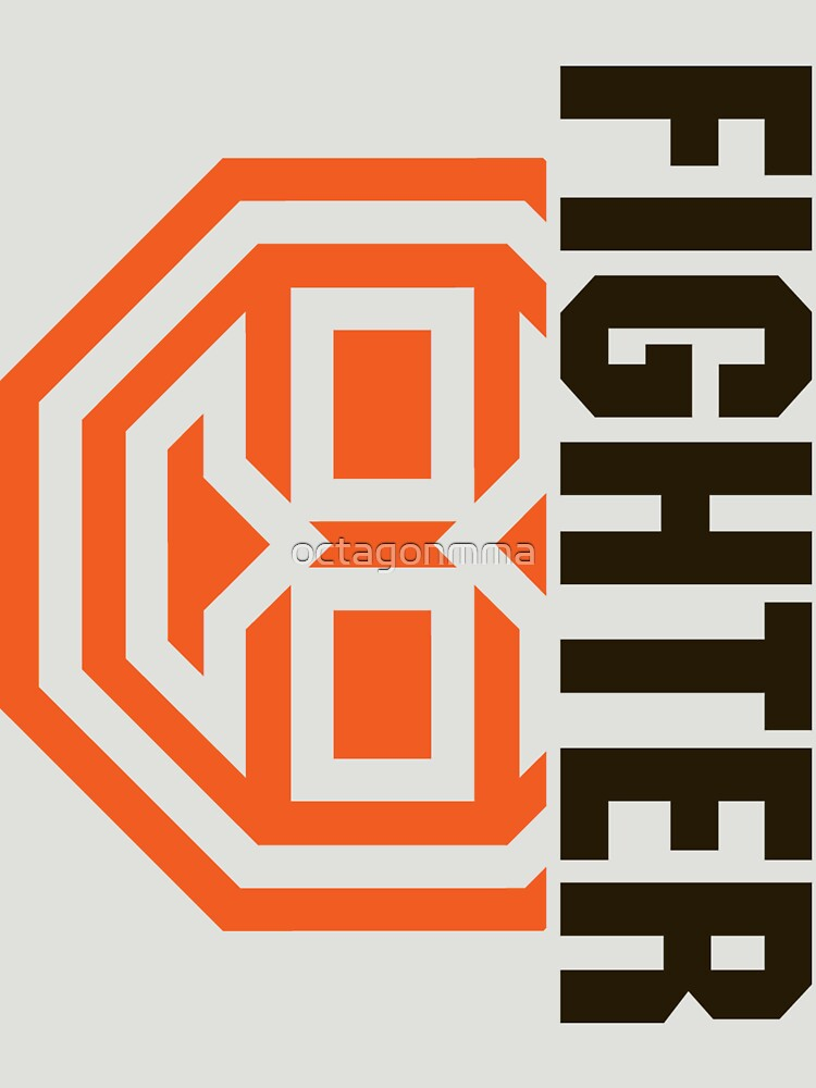 Octagon MMA Fighter Logotipo de octagonmma