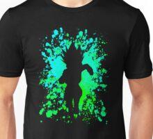Gon Paint Splatter Anime Manga Shirt Unisex T-Shirt