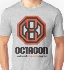 Camiseta ajustada Octagon MMA Original Logo