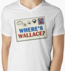 Where's Wallace? (The Wire) T-Shirt