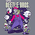 Super Beetle Bros. by cryface