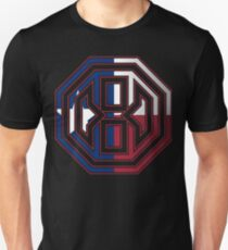 Camiseta ajustada Octagon MMA Texas Logo
