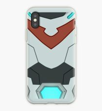 Paladin Armour - RED  iPhone Case