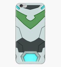 Paladin-Rüstung - GRÜN iPhone-Hülle & Cover