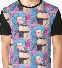 jinkies Graphic T-Shirt