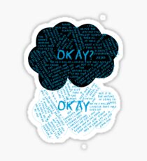 The Fault In Our Stars Sticker