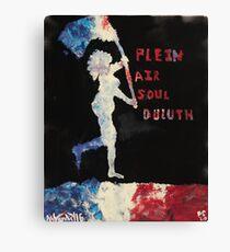 Plein Air Soul Duluth Canvas Print