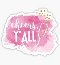 Cheers! Sticker