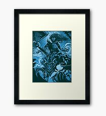 Shadowmantle Framed Print