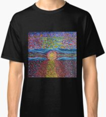 Sunset - Hand Painted Classic T-Shirt