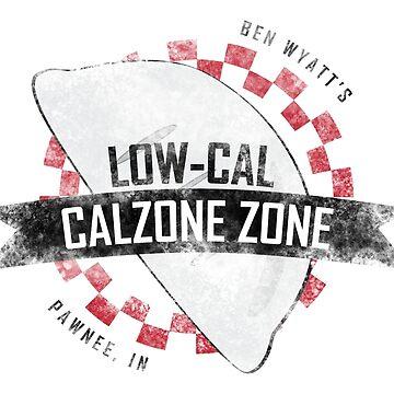 Ben Wyatt's Low-Cal Calzone Zone by malkoh