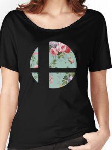 Super Smash Bros. Flora Women's Relaxed Fit T-Shirt