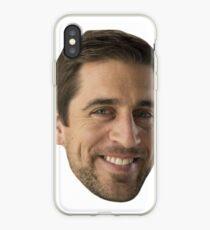 Aaron Rodgers iPhone Case