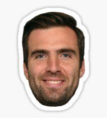 Joe Flacco Sticker