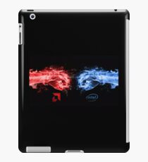 AMD VS INTEL iPad Case/Skin