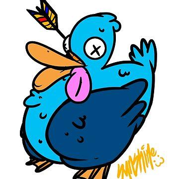 Sittin' Duck by sluzmond